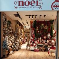 O Natal está chegando: loja de decoração natalina abre as portas no Shopping Curitiba