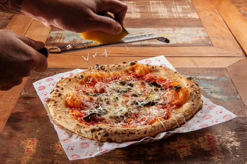 Pizzaria da Mathilda - Pizza Granada