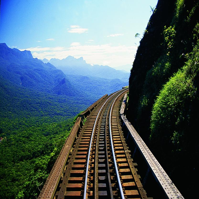 Trem da Serra do Mar Paranaense 9